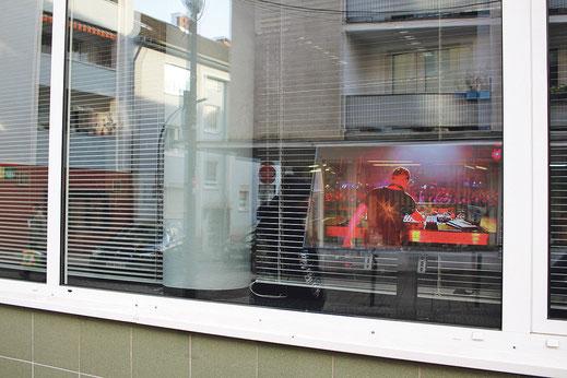 Kreativwirtschaft und Working Spaces in der Buchheimer Straße.