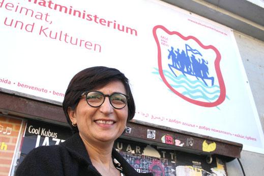 Sevgi Demirkaya ist Programmleiterin und Autorin des Konzepts MülHeiMin