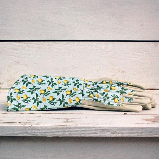 gants de jardinage manchette