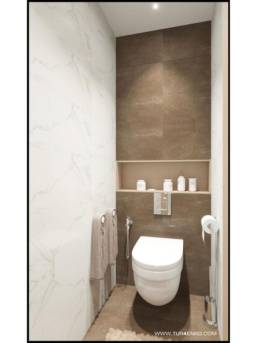дизайн ванной комнаты 89163172980