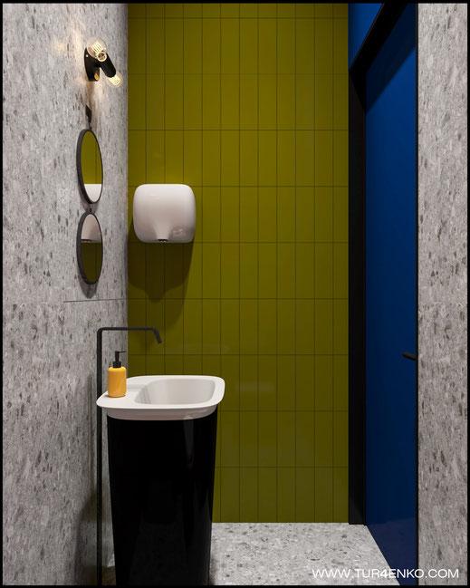 дизайн туалета 89163172980 Студия дизайна Москва