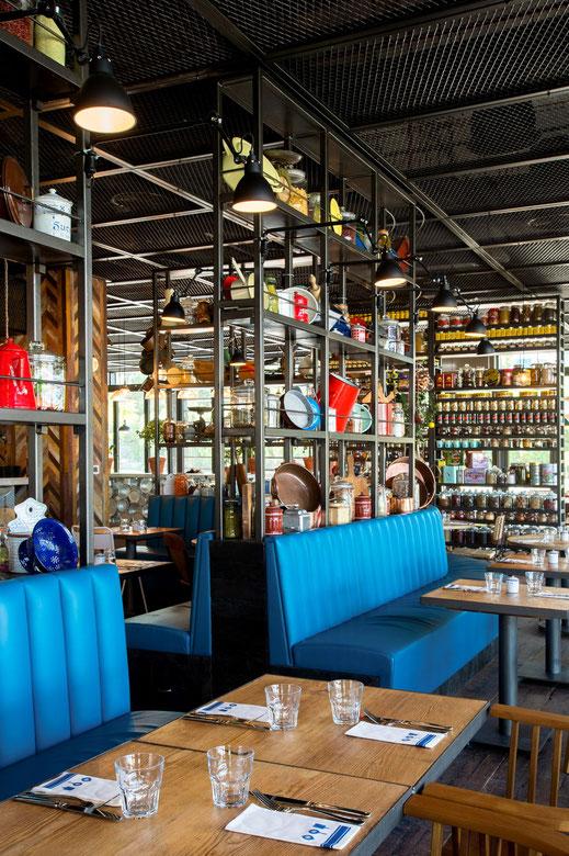 15 Дизайн ресторанов под ключ в Москве tur4enko.com