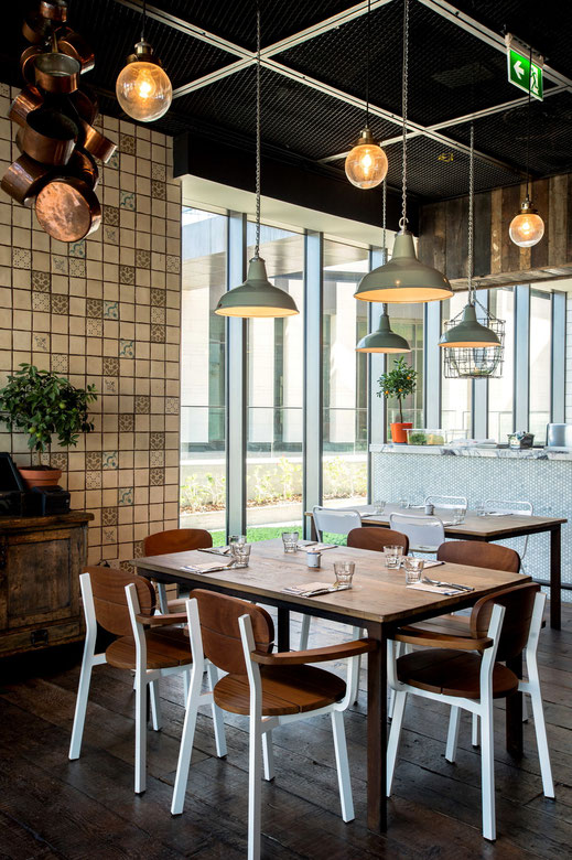 14 Дизайн ресторанов под ключ в Москве tur4enko.com
