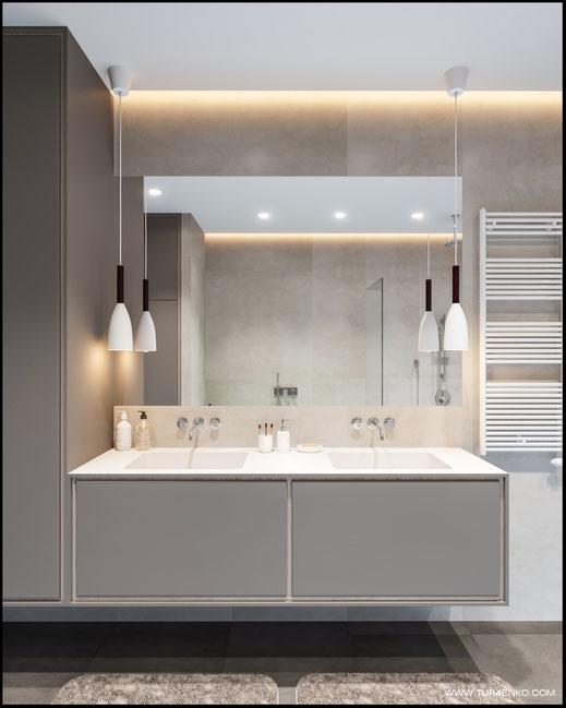 дизайн ванной комнаты  89163172980 www.tur4enko.com.com