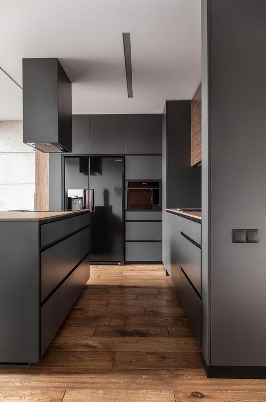 4 дизайн квартиры в стиле минимализм www.tur4enko.com