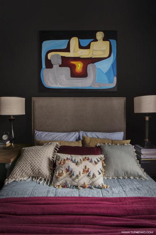 декор интерьера квартиры в винтажном стиле  89163172980