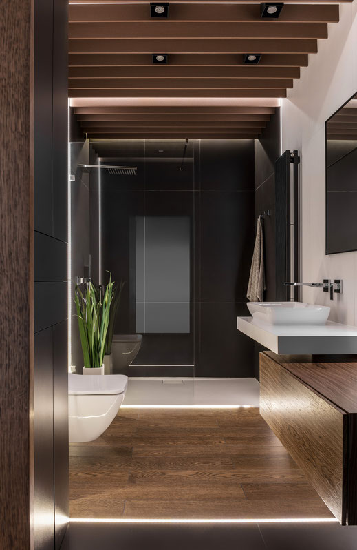 11 дизайн квартиры в стиле минимализм www.tur4enko.com