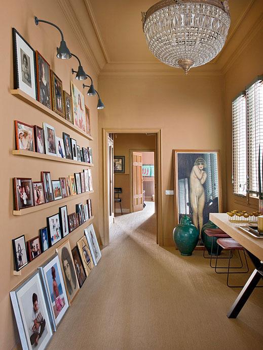 Интерьер квартиры испанского дизайнера Gaby Conde в Барселоне