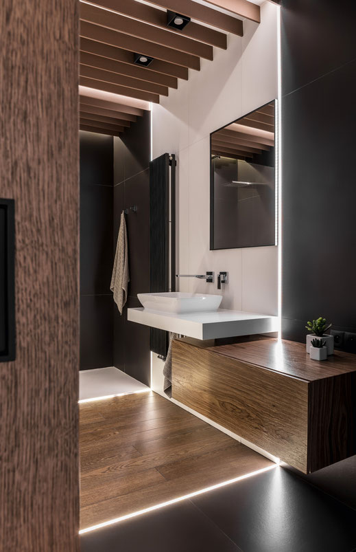 12 дизайн квартиры в стиле минимализм www.tur4enko.com