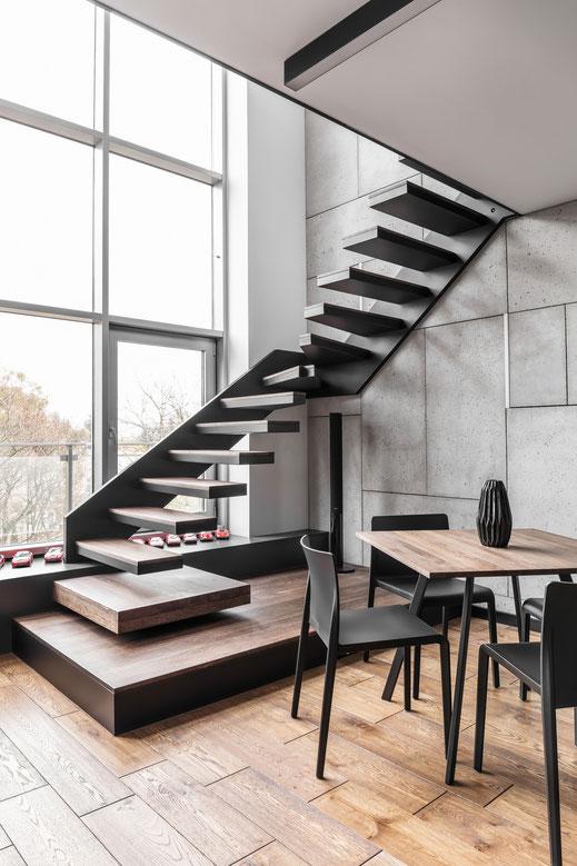 9 дизайн квартиры в стиле минимализм www.tur4enko.com