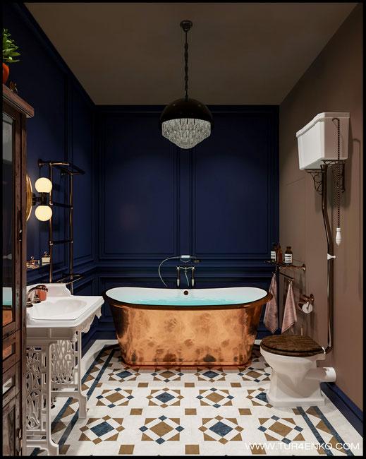 дизайн ванной комнаты в ЖК Резиденции композиторов 89163172980 Турченко Наталия