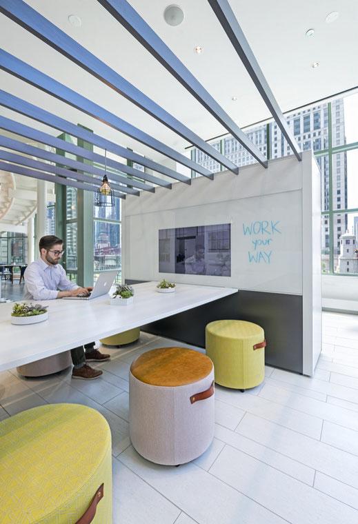 Офис Cyber Security Firm в Тель Авиве