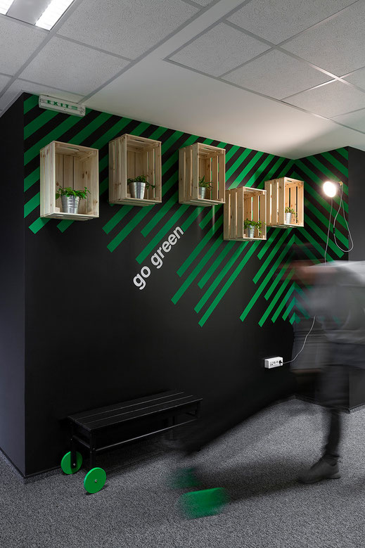 7 Офис Matrix Global в Софии. Дизайн офисов Москва 89163172980