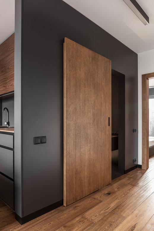 8 дизайн квартиры в стиле минимализм www.tur4enko.com