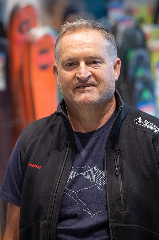 Team Baumhauer Outdoorsport - Franz Pichler