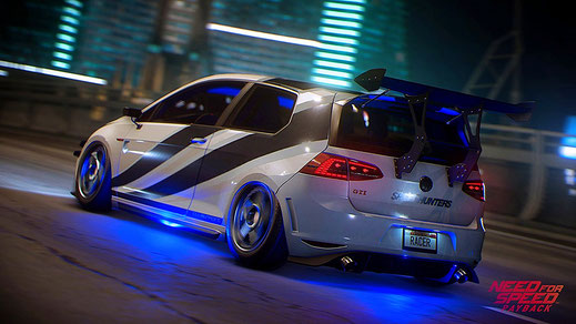 Need for Speed: Payback -  Getunter Golf GTI