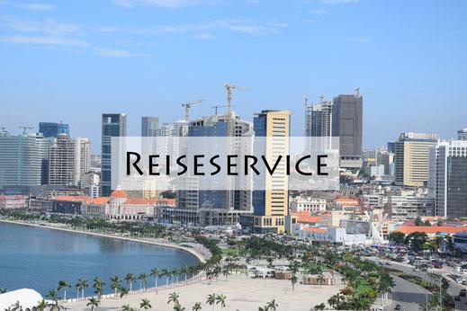 Business Service Luanda Angola