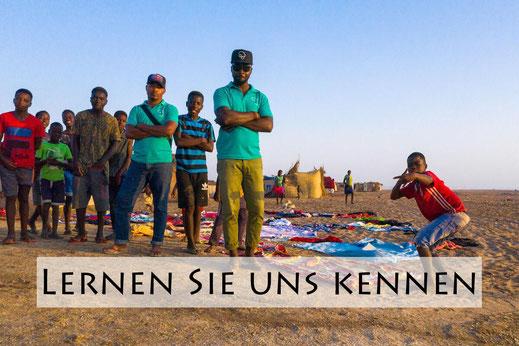 Lernen Sie uns kennen Angola