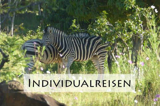 Individual Reisen Angola