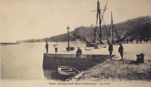 L'ancien port de Dives - Coll Quetron