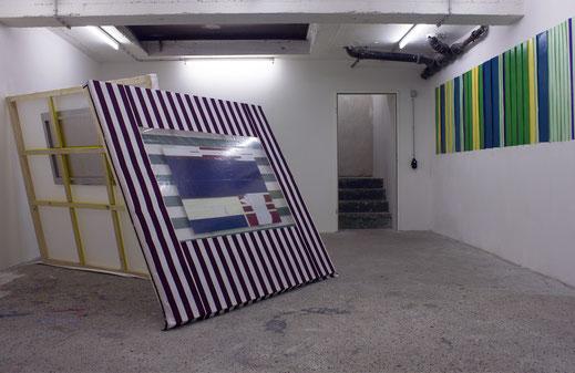 exhibition view - morgen is ja schon morgen at mintrop 8