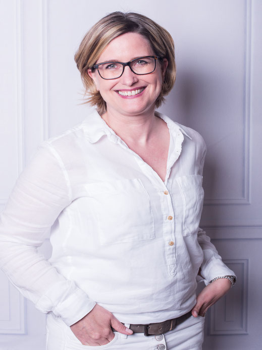 Portrait von Heike Kohnen
