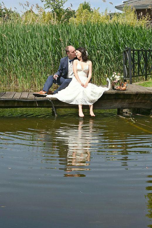 Hochzeit in der Klosterpforte