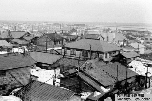 昭和29年・岩内大火・復興の風景 - 岩内町ふるさと写真集