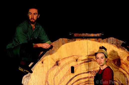 Spectacle théâtre enfants à Bruxelles