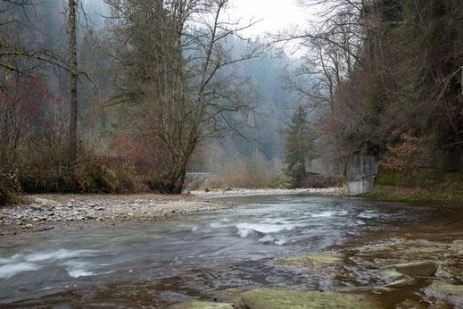 Schwarzwasser, Naturpark Gantrisch