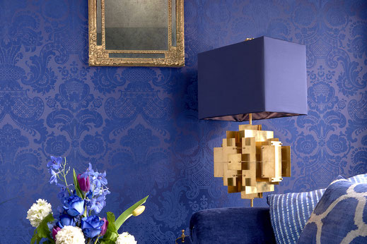Cole & Son - Mariinsky Damask Wallpapers
