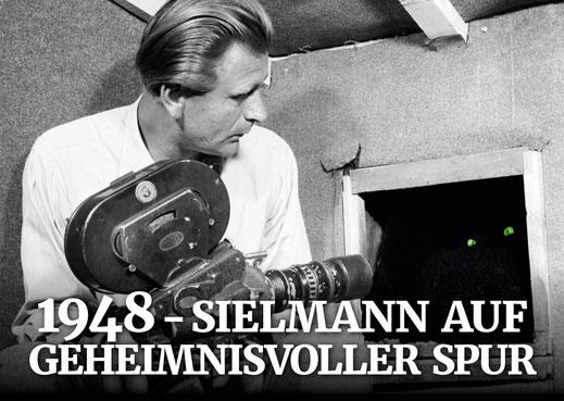 1948 - Sielmann auf geheimnisvoller Spur