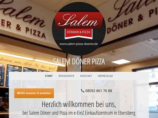 Bestellungssystem für Restaurant Lieferservice