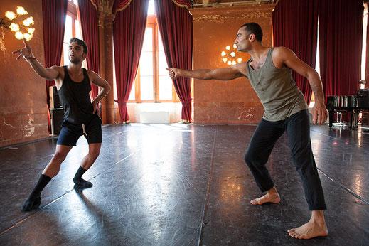 danza coreografia balletto coreografo valerio longo alessandro cascioli  - Luca Di Bartolo servizi fotografici e video Cagliari Sardegna