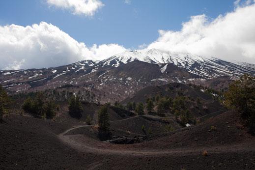 ETNA HUMAN CHOREOGRAPHIC JOURNEY 2020 Documentario artistico sulle pendici dell'Etna