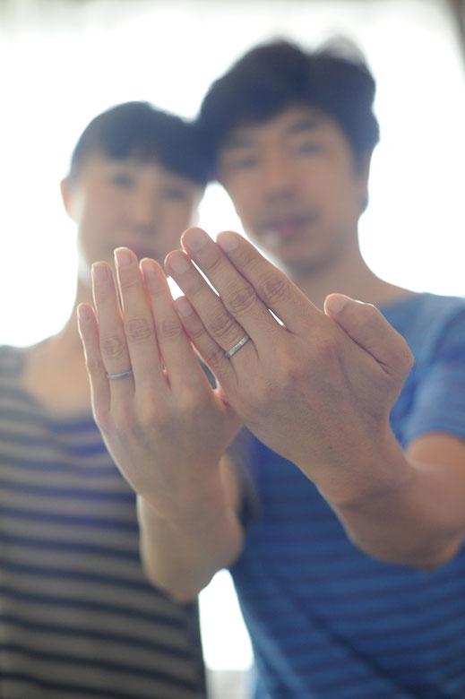 理想の結婚指輪