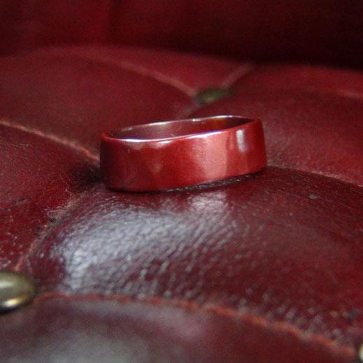 銅婚式用のリング