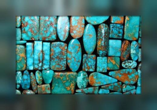 12月誕生石トルコ石