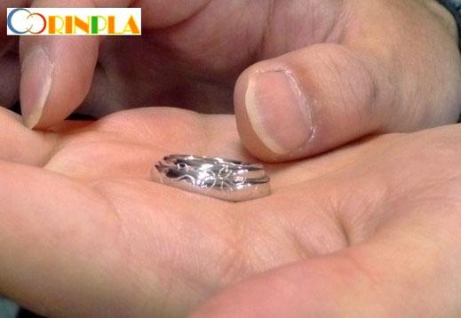 1からの手作り指輪