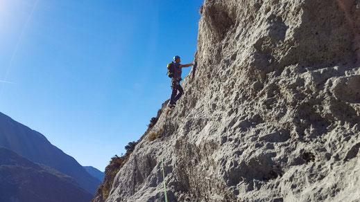 Gardasee Klettern Dro