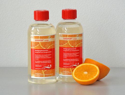 Reinigerkonzentrat Sanapur®