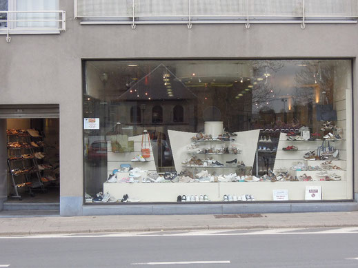 Chaussures Boulet à Couvin