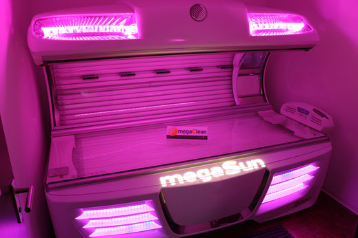 Solarium in Project Fit