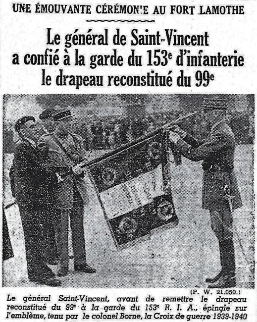 """Photo parue dans """"L'Echo Liberté"""""""