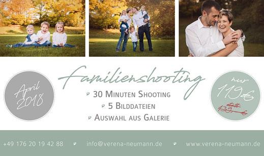 Familienshooting Freiburg