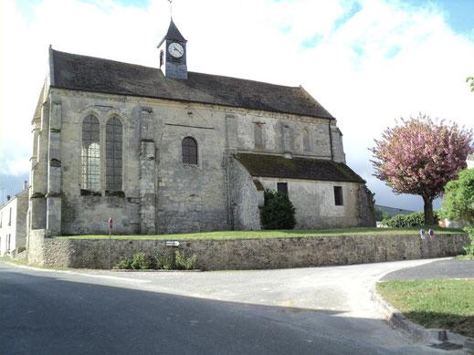 Eglise Saint Jean Baptiste de Priez