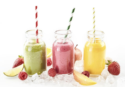 Smoothies, Fruchtpüree, Smoothie Bar