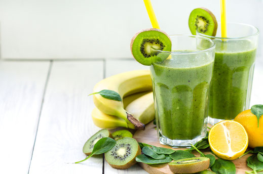 Green Smoothies, gesunde Smoothies