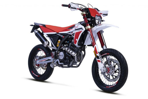 Fantic Motard XMF 125 Competition Frontansicht