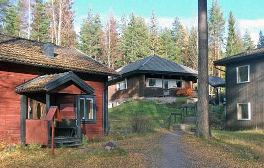 Stiftelsen Berget in Rättvik, Schweden